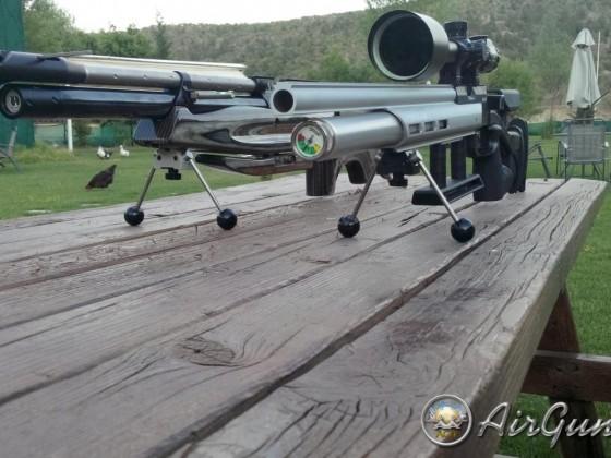Wrangler match bipod