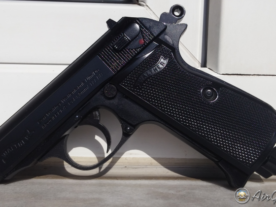 Umarex Walther ppk/s