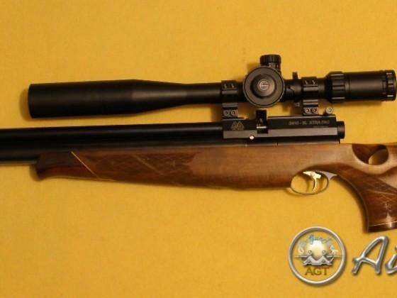s410 thumbhole walnut + hawke 8.5-25x42 Tactical