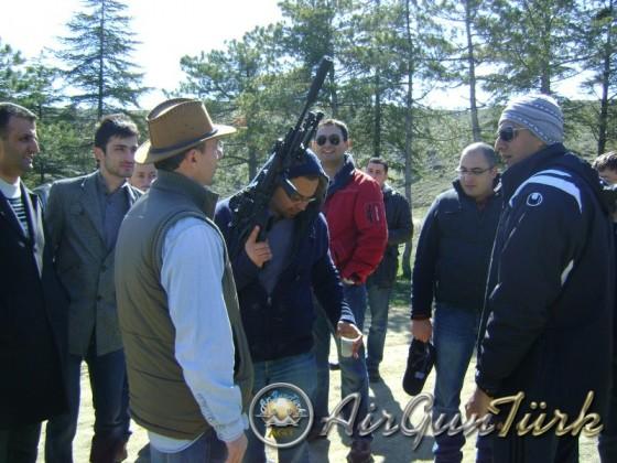 26 Mart 2011 - Mustafa Serdar ile YataGun'un Samyang ve Hawke Tanıtım Buluşması
