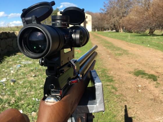 Kuzey Arms k600 - Discovery 4-16-44 FFP