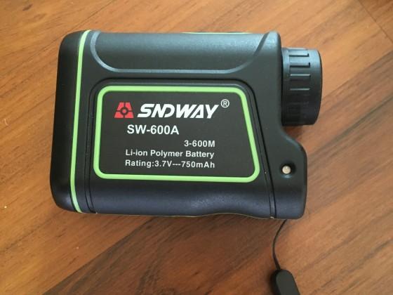 Satılık Sndway Sw-600a Mesafe Ölçer ve Namlu Ucu Krono