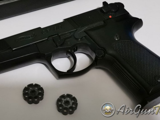 Unmarex Walther CP88