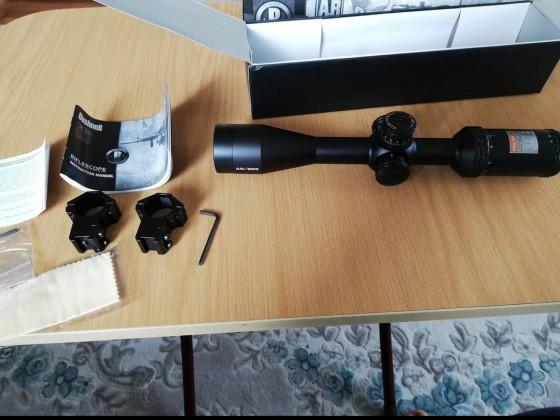 Bushnell ar223 4.5x18-40
