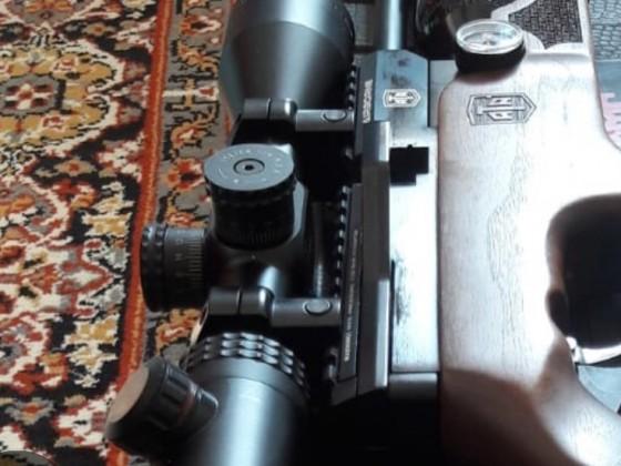 Vectör optik sf16x16