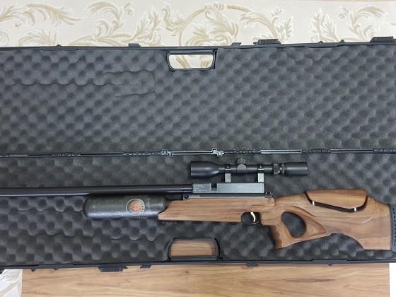 Hatsan NOVA STAR W PCP 6.35 PCP Havalı Tüfek