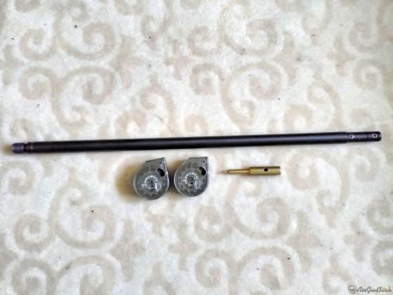 Kral 5,5mm 40,7cm tam tur dönüş 2 şarjör 1 pellet itici