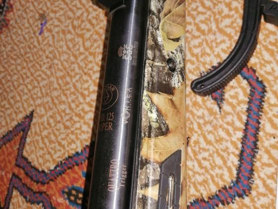 Hatsan Mod 125 Sniper VORTEX Camo Havalı Tüfek. Namı değer kanas...