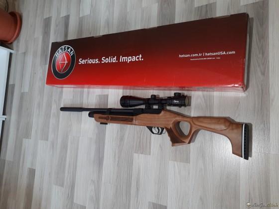 Hatsan Flash Wood QE