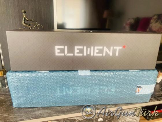 Element Optics Titan 5-25x56 FFP APR-1D