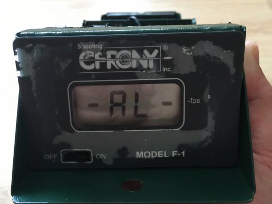 Chrony F1