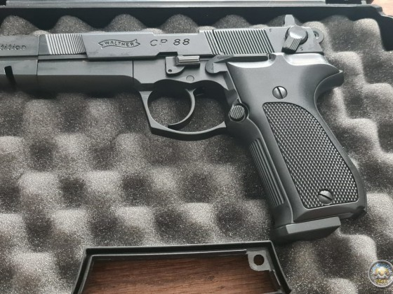 Umarex Walther CP88 Competition Black