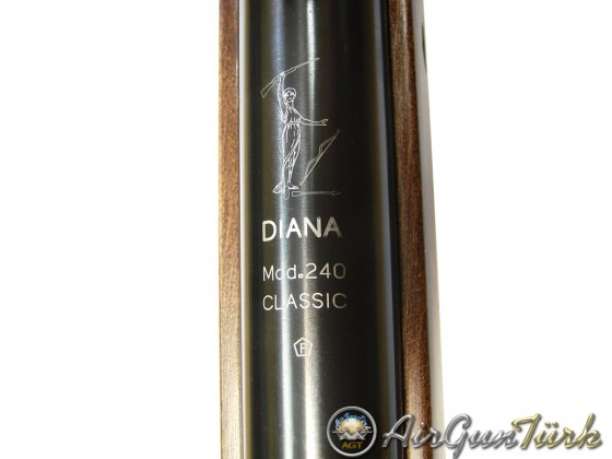 Diana 240 Şema ve Ayrıntılar