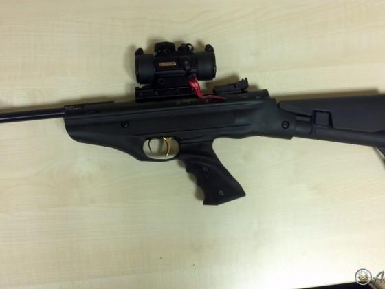 Hatsan  Supercharger - tactical .122