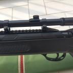 HATSAN Striker Edge 5,5mm Dürbünlü Kılıflı