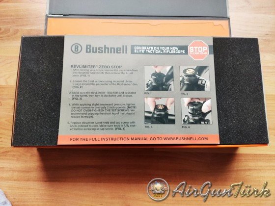 Bushnell Elite Tactical DMRII 3.5-21x50