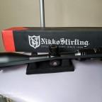 NikkoStirling Targetmaster 5-20x50 Half Mil Dot