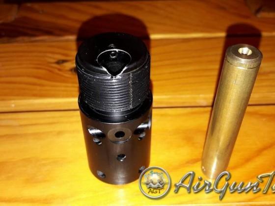 AA firing valve body