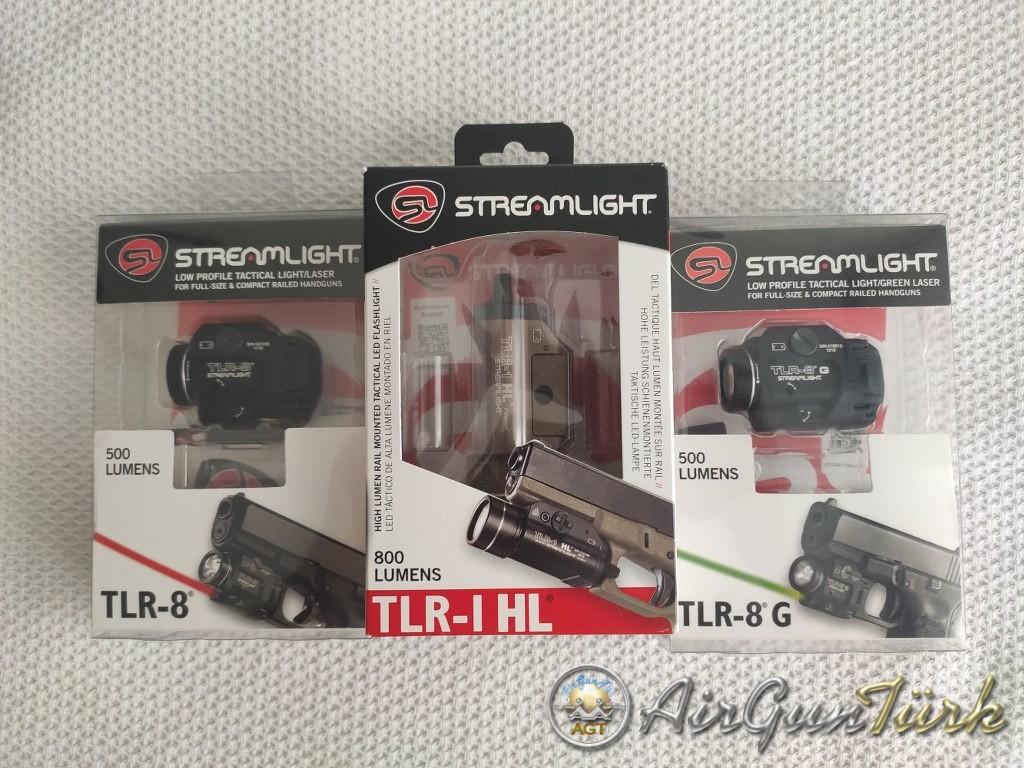 Streamlight Fener