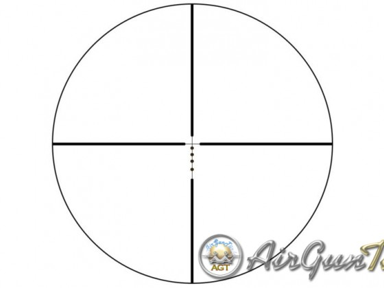Bushnell AR 4,5-18x40 BDC Reticle