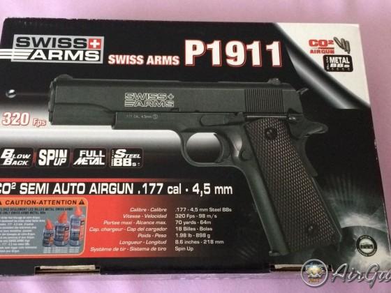 Swiss Arms P1911