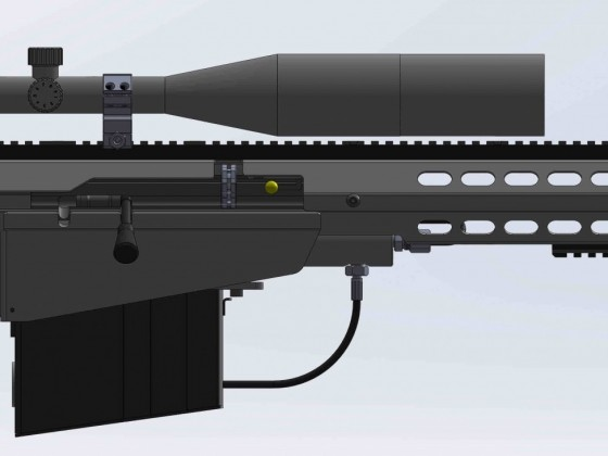 BARRETT M82A1 (BT-65)