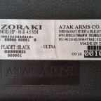 Zoraki hp01-2 Ultra