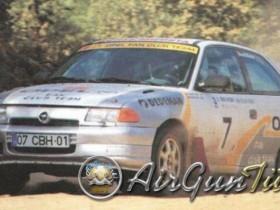 """1998 Türkiye Rally Şampiyonası """"Hamdi ÜNAL-Erdem KAYA"""""""