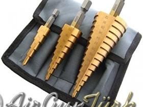 Ölçülü metal delici matkap ucu
