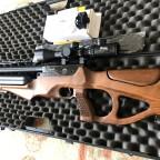 Hatsan Barrage W 5.5 mm Yarı Otomatik PCP Havalı Tüfek