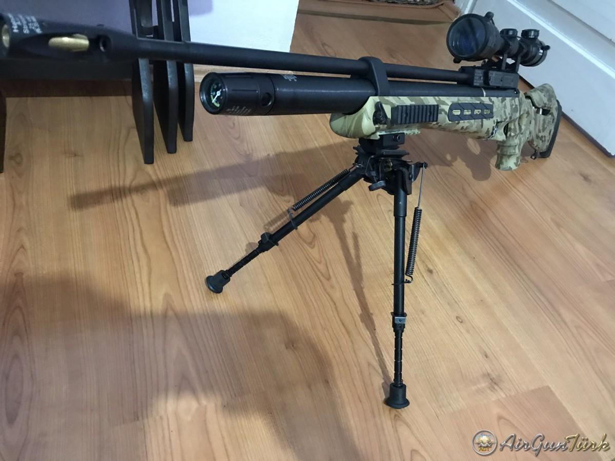 Hatsan BT65 SB ELITE LONG LW PCP