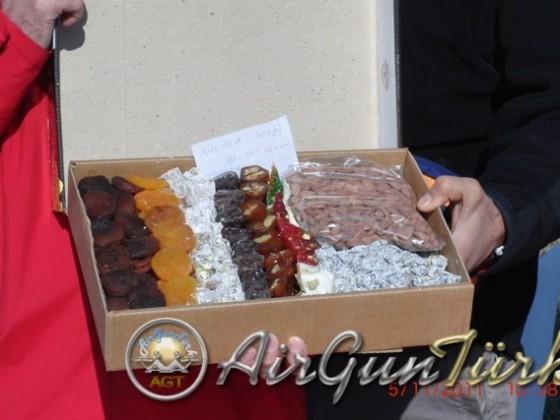 AnkaraTeam 5 Kasım 2011 destekli 50m puanlı yarışması