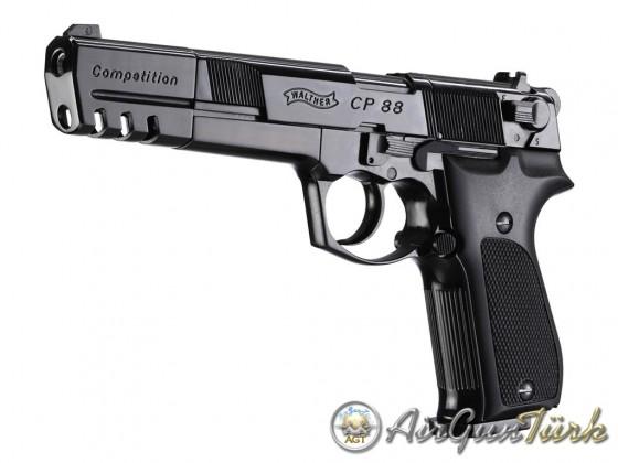 Walther CP88 Şema ve Ayrıntıları