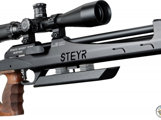 "Steyr HFT Hunting ""2014"" Teil2"