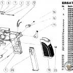 Browning GPDA Şema ve Ayrıntıları