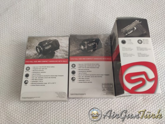 Streamlight Fener