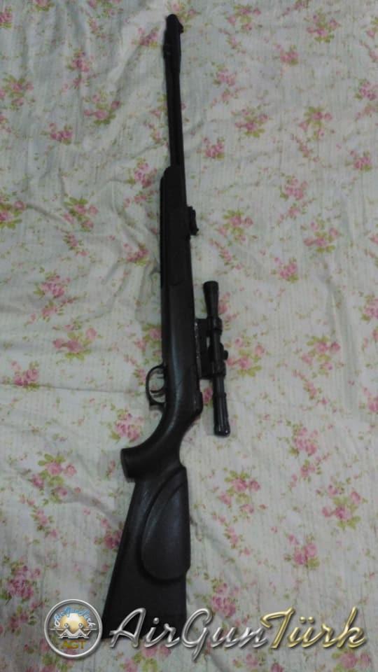 kral n-08 tüfek