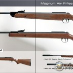 Diana 350 Magnum Şema ve Ayrıntıları